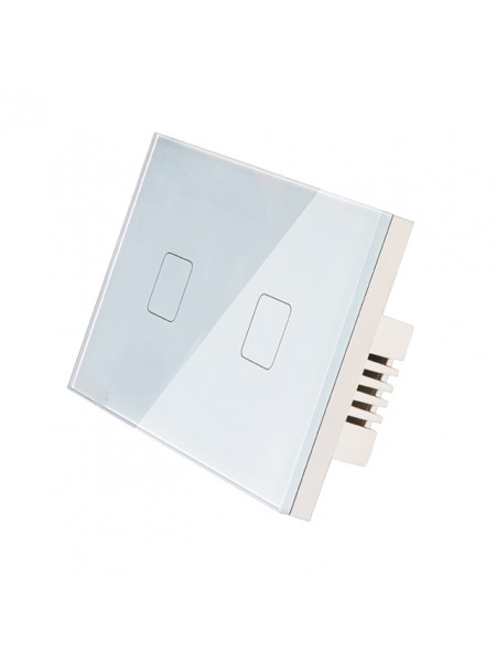 Smart home - Double Gang Smart Switch