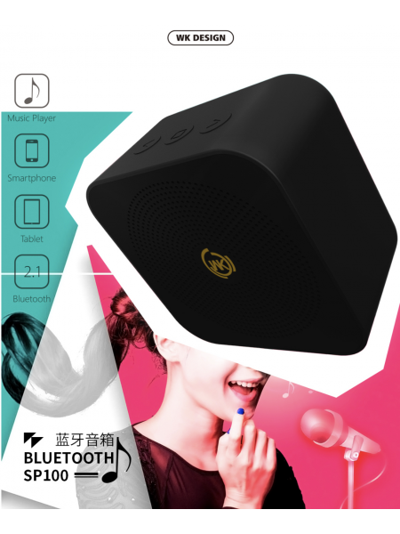 Bluetooth 2.1 portable speaker Satin finish