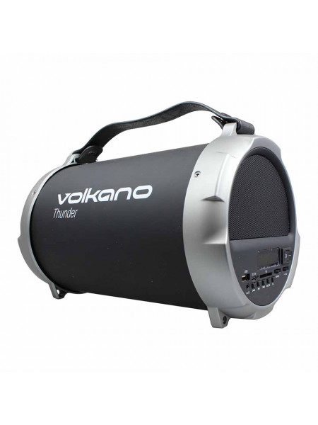 Volkano Thunder series Bluetooth Wireless speaker - Black