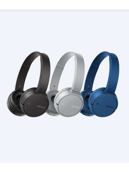 Sony Wireless Bluetooth NFC On-Ear Headphones with 20h Battery Life