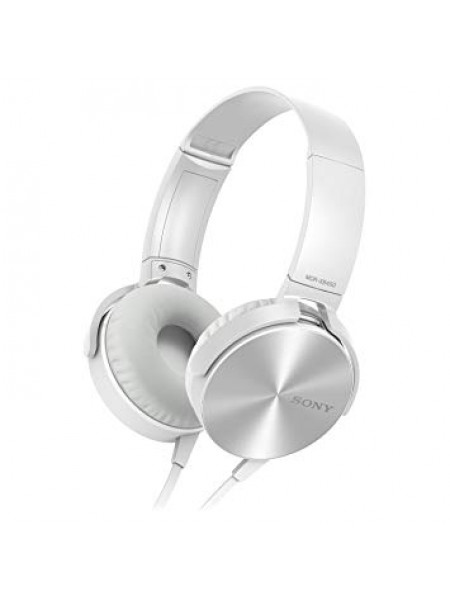Sony Extra Bass On-Ear Headphone MDR-XB550AP