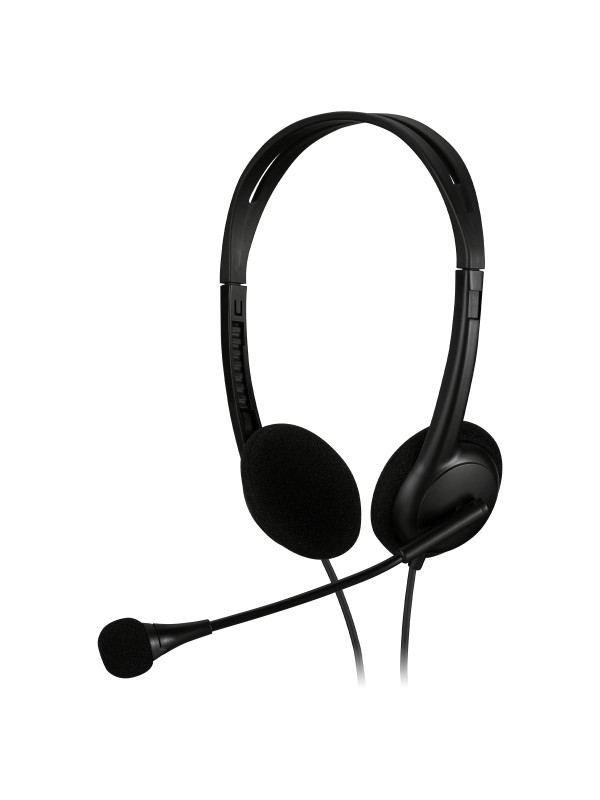 Volkano Chat USB Stereo headset with boom mic