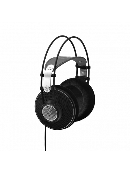 AKG K612 PRO High Performance Headphones, patented Varimotion technology