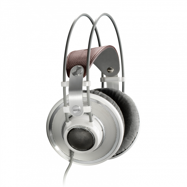 AKG K701 Over-Ear, Open-back, Reference Class Headphones, Varimotion Two-Layer Diaphragm, Flat Wire Voice
