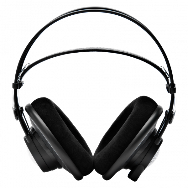 AKG K702 Over-Ear, Open-back, Reference Class Headphones, Varimotion Two-Layer Diaphragm, Flat Wire Voice