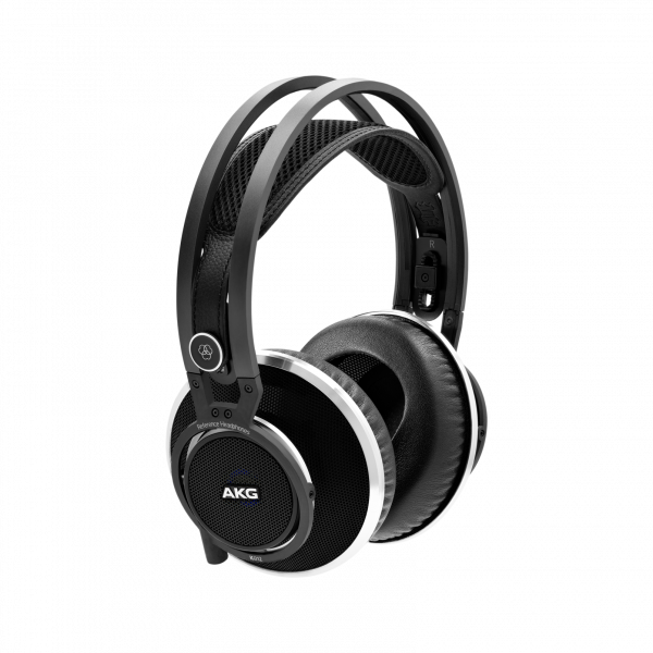 AKG K812 Superior Reference Studio Headphones