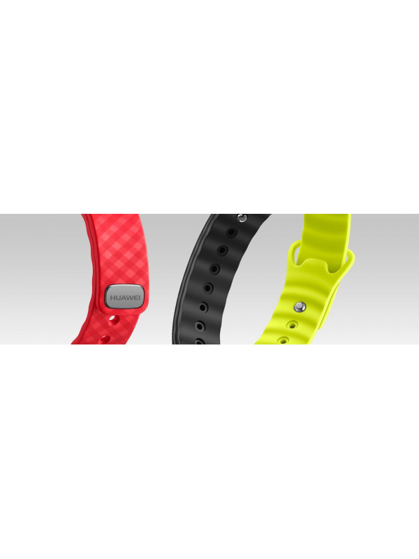Huawei Color Band A2 Black-Red-Green