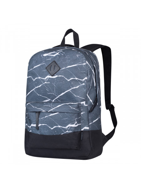 Supanova Daily Grind Marble Backpack Grey