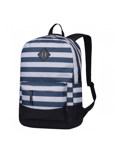 Supanova Daily Grind Nautical Backpack Navy