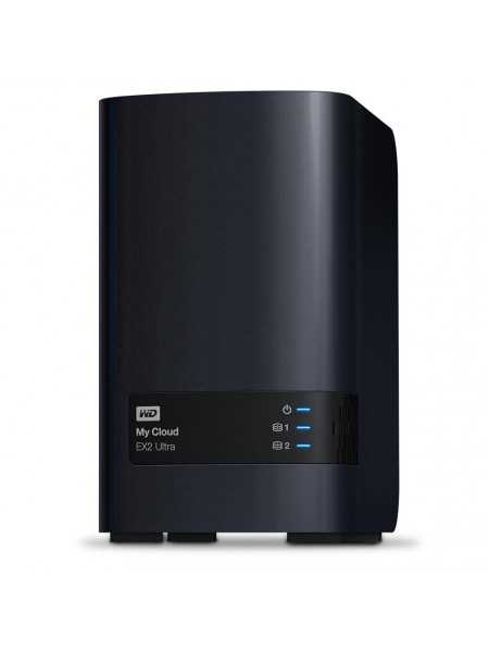 Western Digital EX2 Mycloud mass storage streaming device 4TB to 20TB