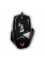 VX gaming Multi color LED gaming mouse with Adjustable DPI value