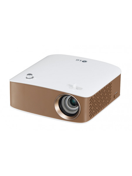 LG Mini HD LED projector with built in Battery