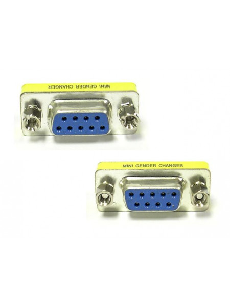9 pin serial female to female Adaptor