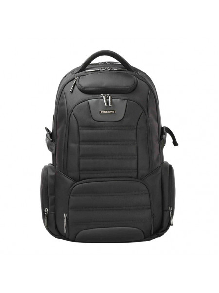 "Kingsons 15.6"" Stealth series Backpack with USB charge interface and hidden compartment"