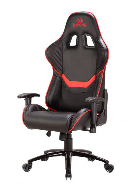 Redragon COEUS Gaming Chair Black-Red