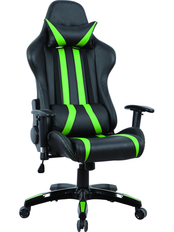 Batknight Gaming PRO gaming chair with Headrest & Backrest cushion