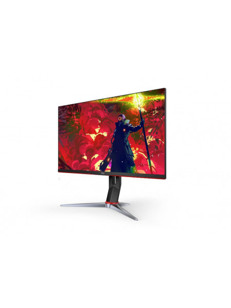 Gaming computer monitor AOC 23.8 inch IPS 144HZ 1080 1MS 1A2H1DP
