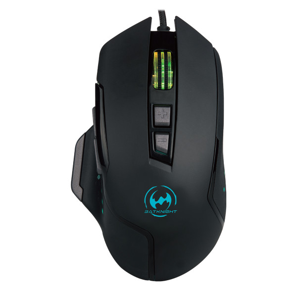 Batknight Gaming 7D RGB wired gaming mouse 4000DPI