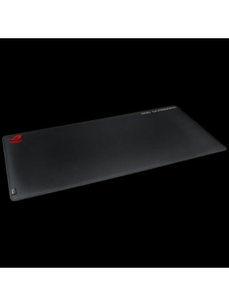 ASUS ROG Scabbard splash-proof, scratch-resistant extended gaming mouse pad