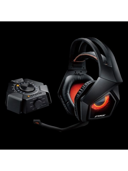Asus Strix 7.1 true 7.1 surround gaming headset