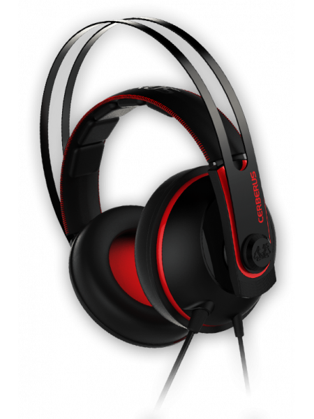 Asus Cerberus V2 gaming headset for PC and PS4