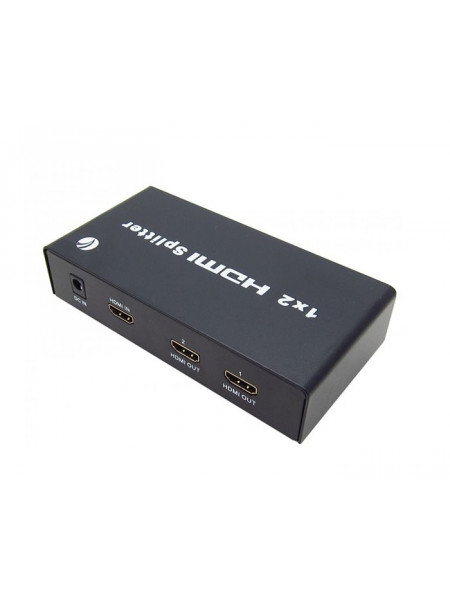 HDMI splitter 1 in 2 out V1.4 powered unit