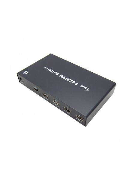 HDMI splitter 1 in 4 out V1.4 powered unit