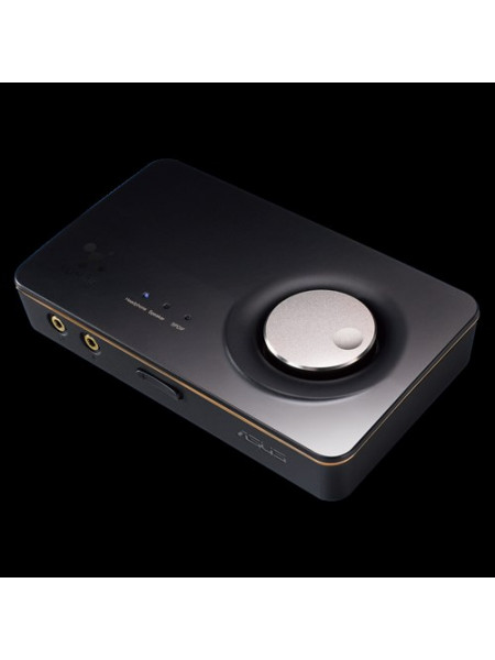 7.1 USB Sound card with headphone amplifier 192kHz/24-bit HD sound