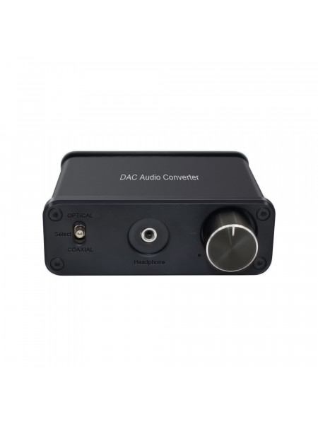 Digital to Analogue converter with Headphone Output