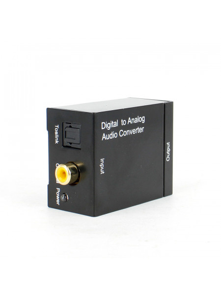 Digital to Analogue Audio Converter LE