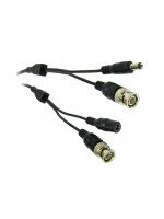 CCTV lead pre made BNC with power 20M