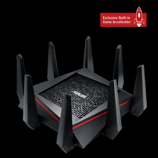 Asus Wireless AC5300 Tri-band Gigabit Router