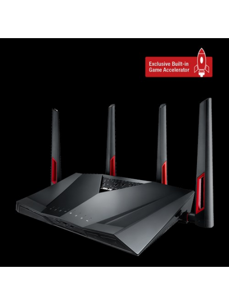 Asus Wireless AC3100 Gigabit gaming Router