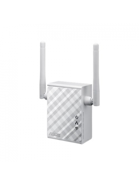 Asus Wireless-N300 Range Extender / Access Point / Media Bridge 802.11 b/g/n, 300Mbps