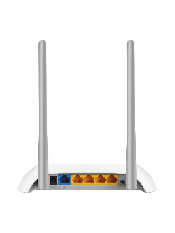 TP-Link 300Mbps N Wireless WiFi Router & Extender - WR840N