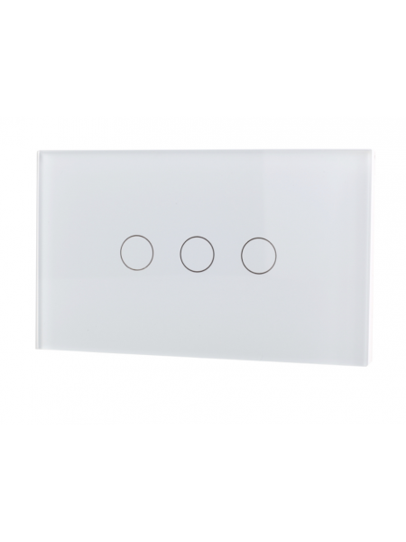 Life Smart - Smart Light switch 3 way white