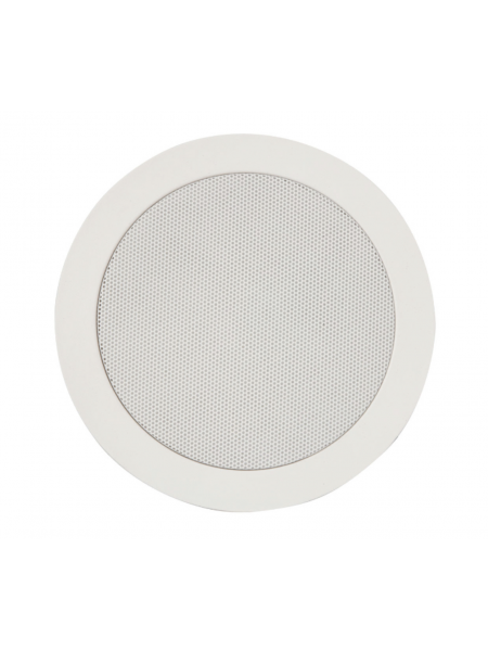 "Ceiling Speaker 6.5"" 2 way with 100V line transformer"