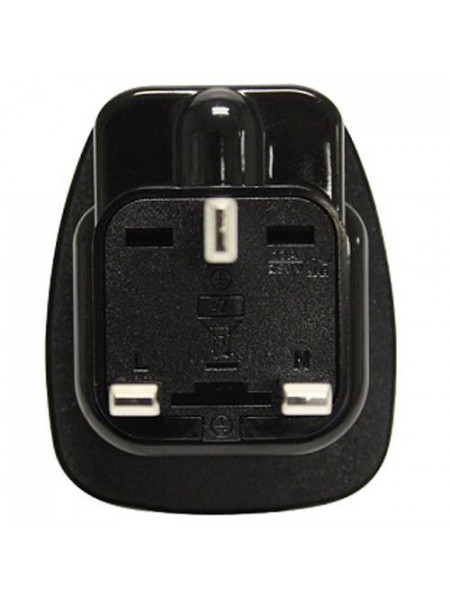 Travel Adaptor Wonpro SA to UK for SA 2 and 3 pin