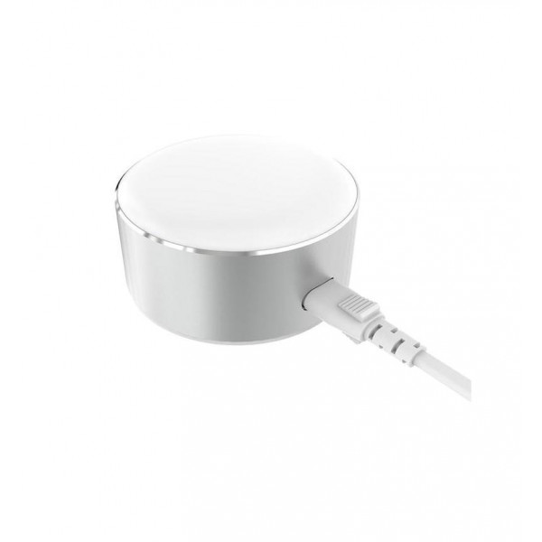LDNIO 2.4A Dual port desktop USB Charger with built in night light