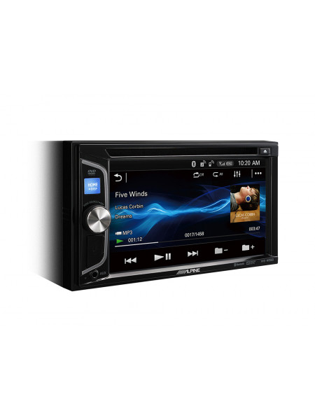 Headunit ALPINE IVE-W560BT 2-DIN MEDIA STATION – WITH BLUETOOTH and USB