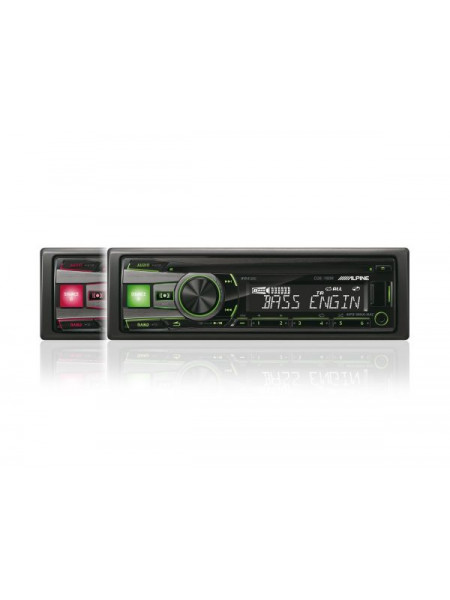 Headunit ALPINE CDE-190R CD RECEIVER / USB CONTROLLER