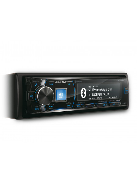 Headunit ALPINE CDE-178BT CD RECEIVER WITH BLUETOOTH