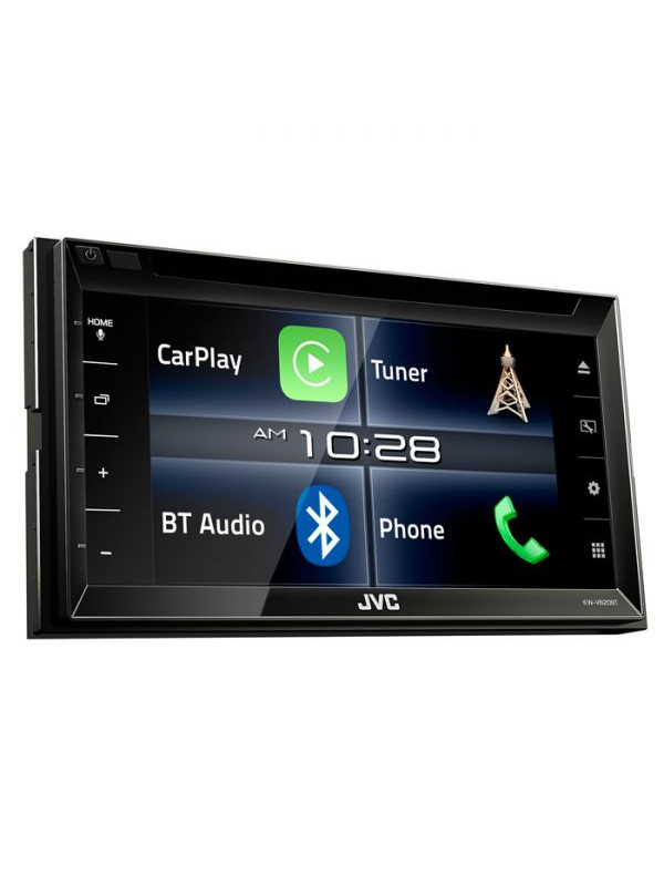 Headunit JVC KW-V820BTM DVD USB RECEIVER 6.8-INCH TOUCH PANEL HDMI  AND BUILT-IN BLUETOOTH