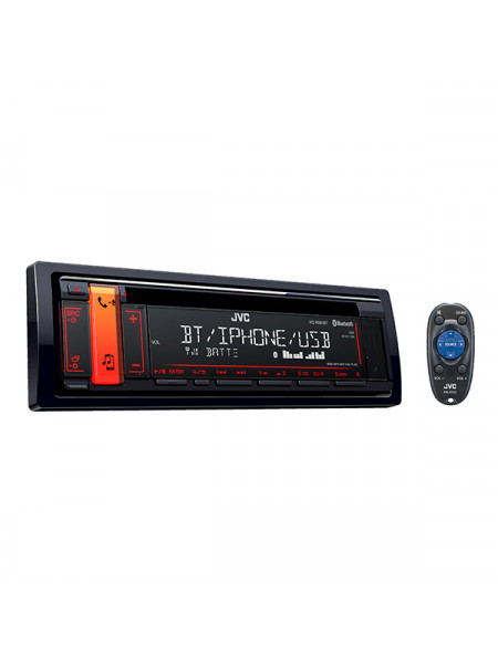Headunit JVC KD-R891BT CD RECEIVER WITH BLUETOOTH FRONT USB/AUX INPUT