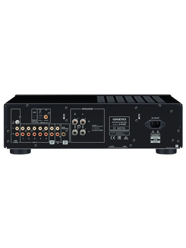 Onkyo A-9130 Integrated stereo amplifier 2 x 60 W/CH at 8ohm