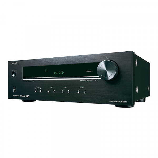 Onkyo TX-8220 Bluetooth Stereo reciever 2 x 100 W/CH at 6ohm
