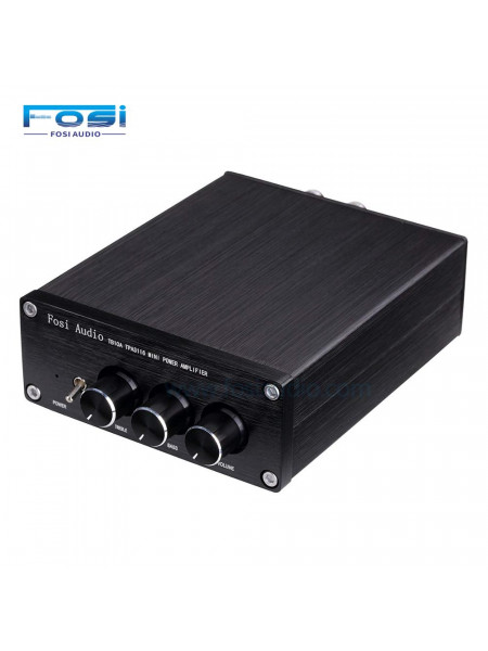 Fosi Audio 2 Channel mini Stereo Hifi Amplifer 2 x 100W RMS
