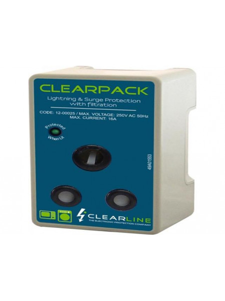 Clearline lightning and surge protect for appliances
