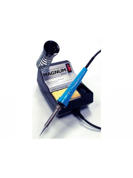 Magnum 2000 Soldering iron and station