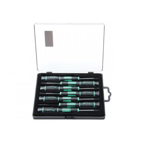 Precision 7 piece Screw driver set